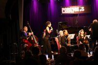 ensemble XX. jahrhundert | Susanna Ridler | Wolfgang Puschnig | Peter Herbert | Peter Burwik | Porgy & Bess | 2018-07-17
