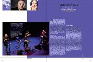 Geometrie der Seele | Musikverein Interiew | PDF