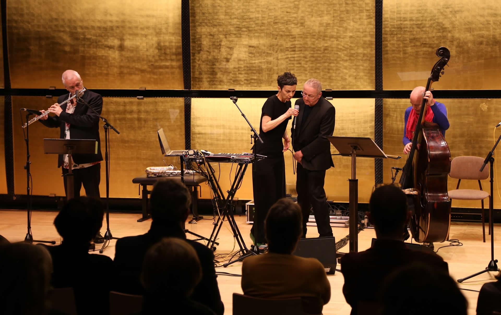 Geometrie der Seele | Abend für Gert Jonke | 10-12-18 | Foto Christian-Ruhs